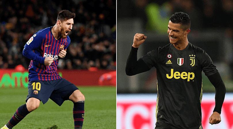 Lionel Messi Vs Cristiano Ronaldo Stats