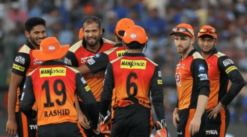 Sunrisers Hyderabad Predicted Playing XI for IPL 2019