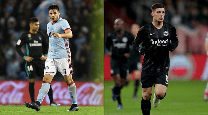 Barcelona five strikers