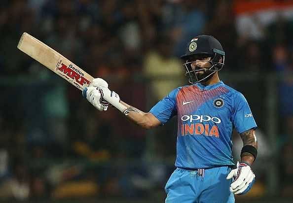 Virat Kohli admits being outplayed by Australia