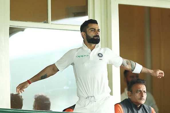 Virat Kohli discloses stance on playing against Pakistan