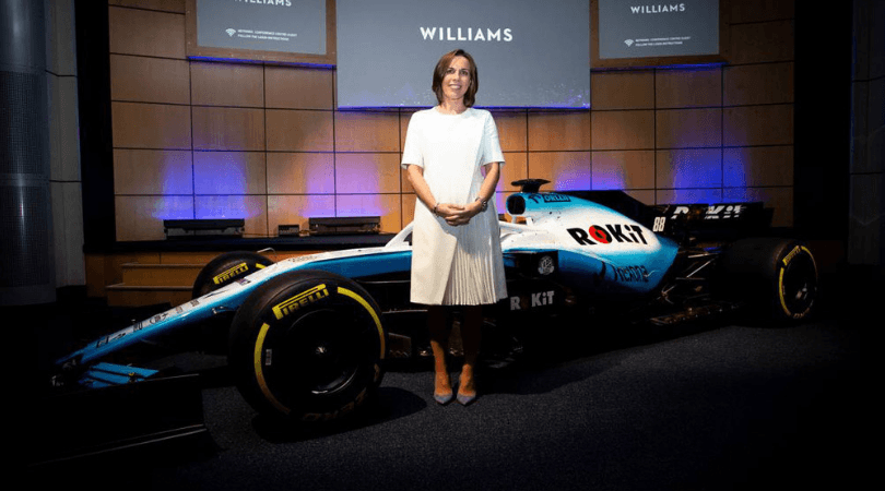 Williams F1 news: Williams could be forced to cancel Saturday filming and first day of testing