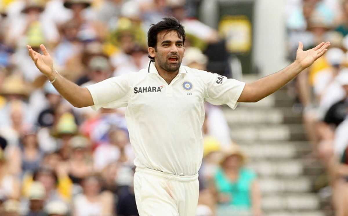 Zaheer Khan selects Indian squad for World Cup 2019