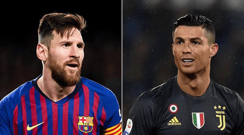 Messi-Ronaldo stats 2018/19