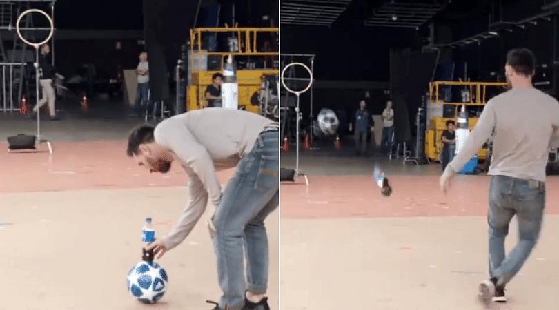 Lionel Messi Pepsi ad