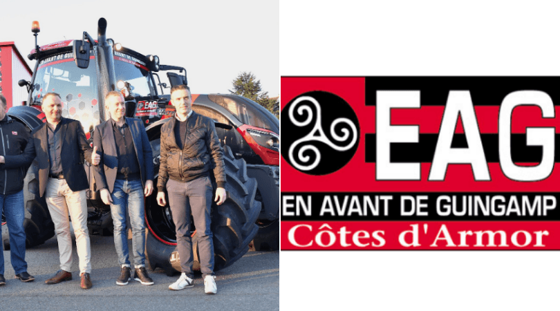 guingamp tractor