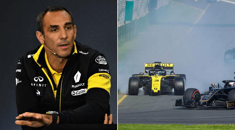 Daniel Ricciardo: Renault boss criticises Ricciardo for Australian GP fiasco