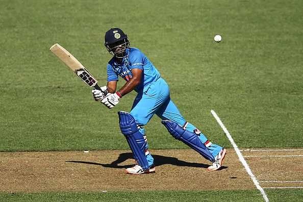 Gautam Gambhir bats for Ambati Rayudu