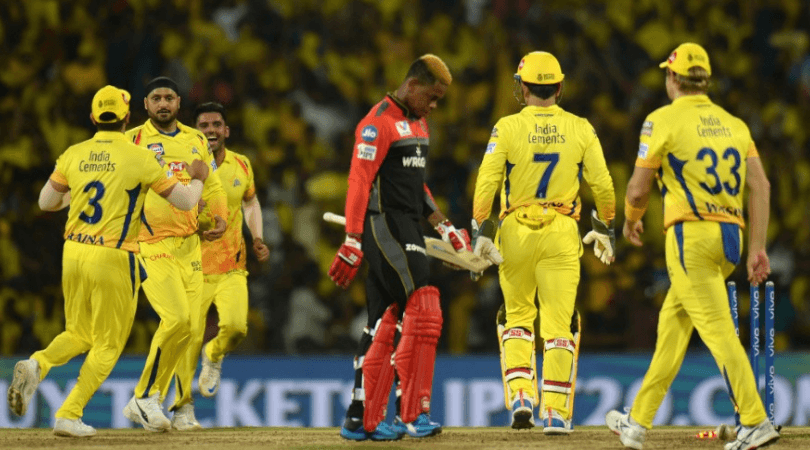 Twitter reactions on CSK beating RCB by 7 wickets