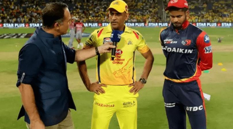 DC vs CSK match in IPL 2019