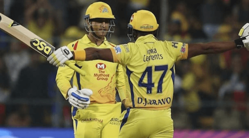 Dwayne Bravo declares CSK captain