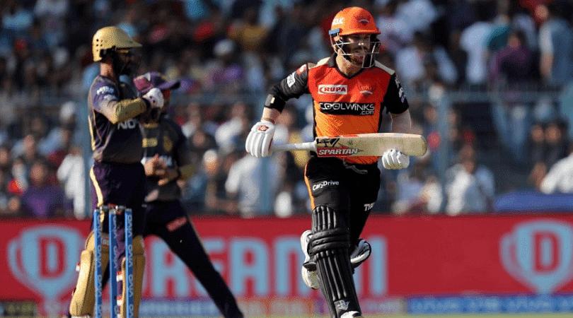 David Warner's 37th IPL half-century: Twitter reactions on Warner's comeback vs KKR | The SportsRush