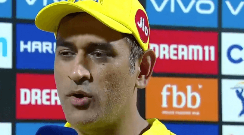 Dhoni points out faults in Chepauk pitch