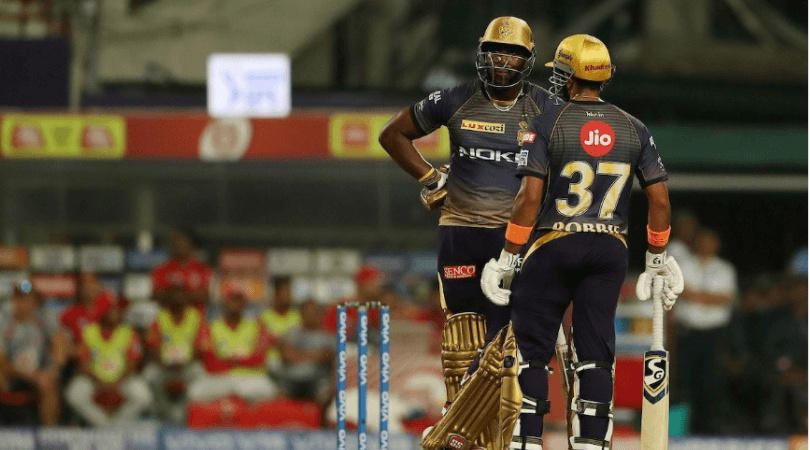 Andre Russell's freakish innings