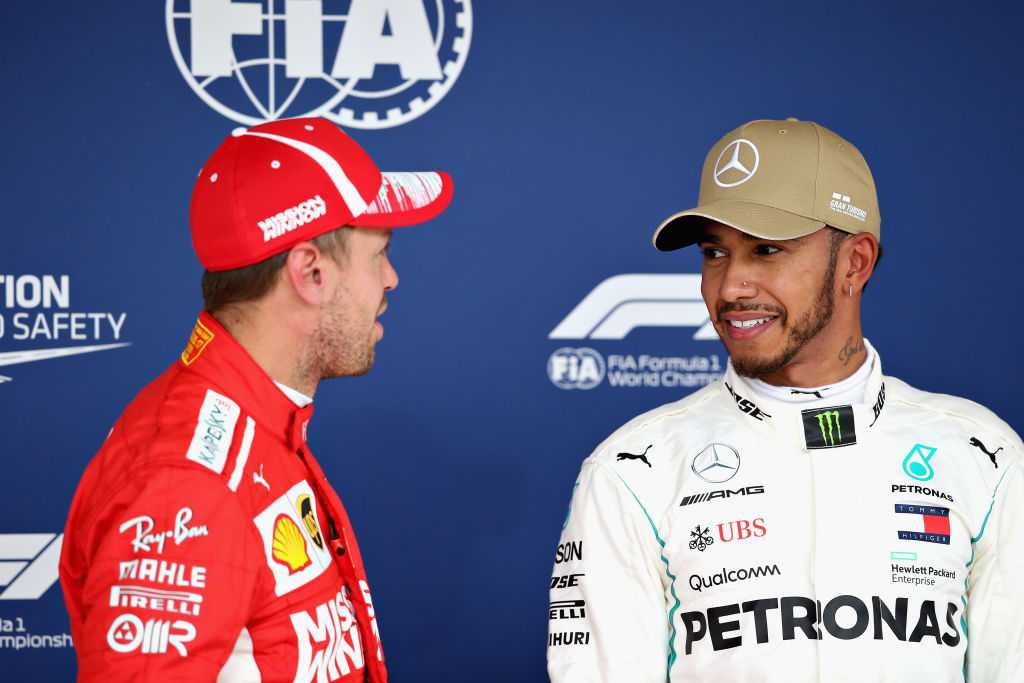 Lewis Hamilton could join Ferrari on one condition admits David Croft