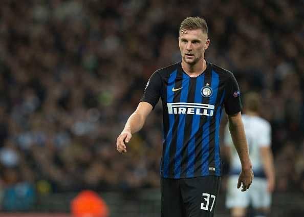 Milan Skriniar to Man City