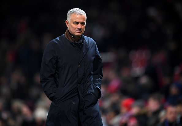 Jose Mourinho to Real Madrid
