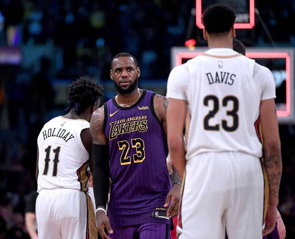 LeBron James makes massive statement about Anthony Davis after trade saga