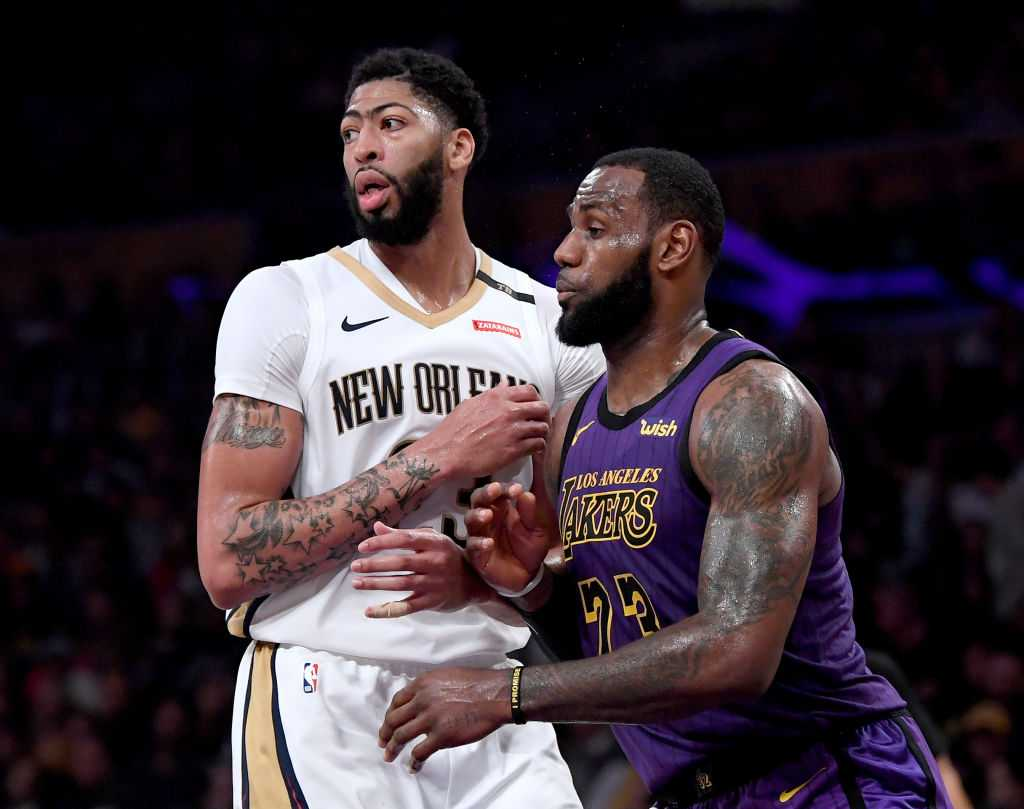 WATCH: Anthony Davis appears on LeBron James' show and talks about his NBA future
