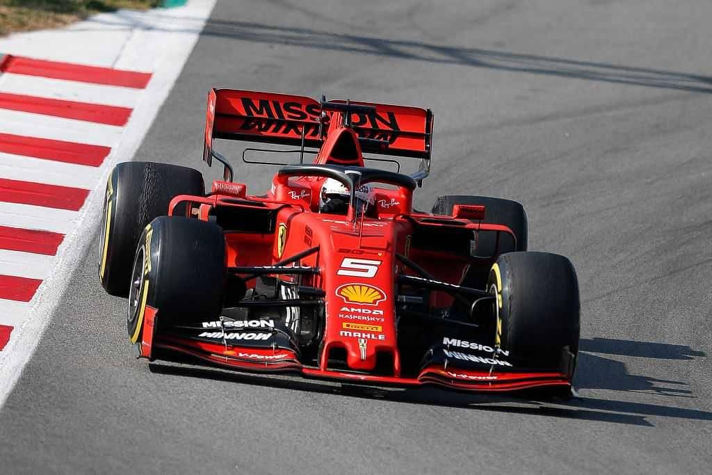 Ferrari to not be named as Scuderia Ferrari Mission Winnow for 2019 season