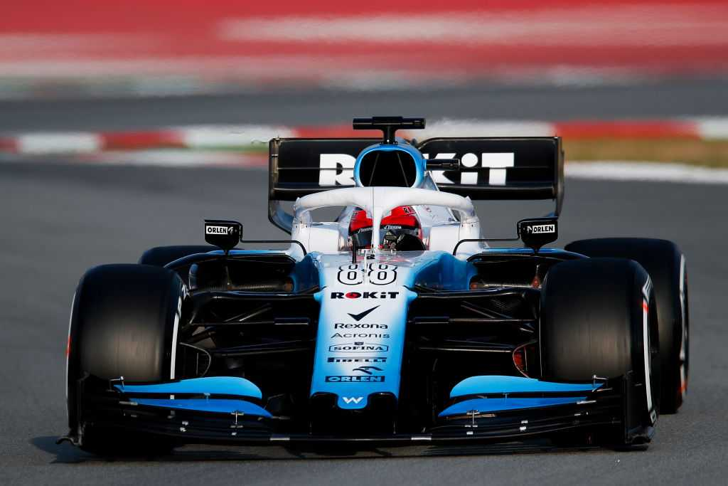 Williams chosen to build mule car for Pirelli for 2021 tyre testing