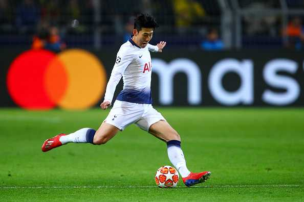 son heung-min marriage