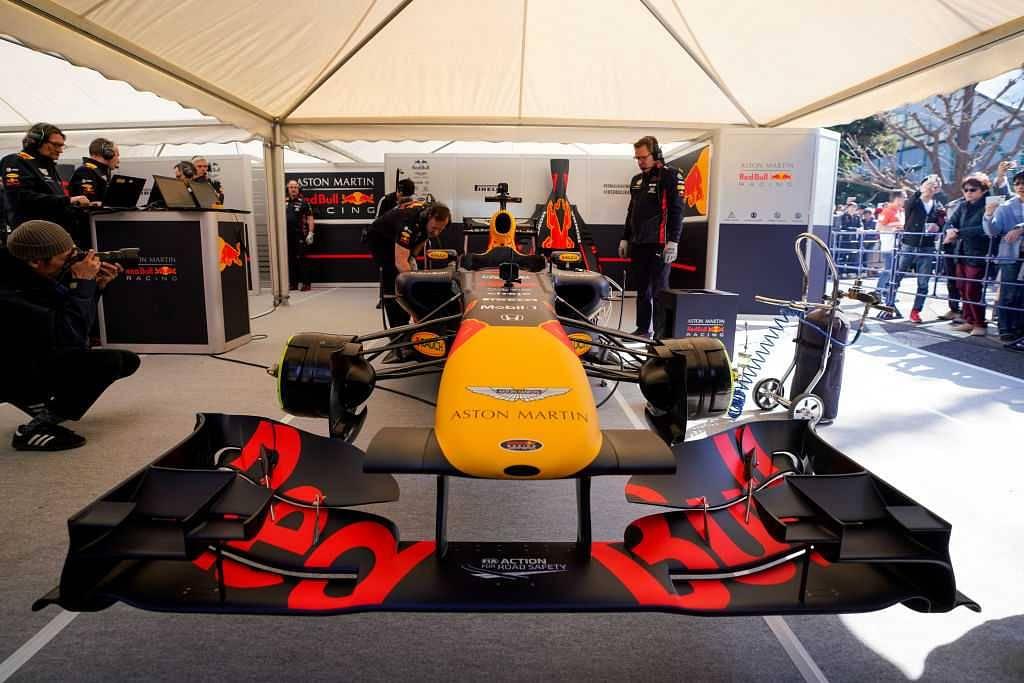 Honda take massive step to ensure Red Bull win in the 2019 F1 season