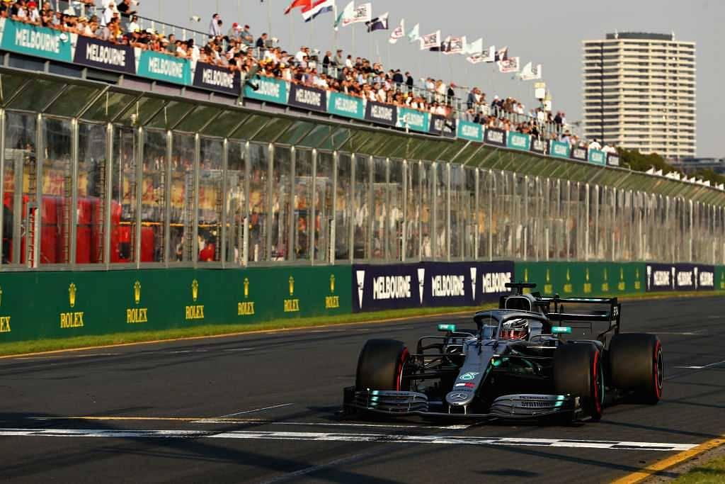 Twitter reactions: Australian GP qualifying results as Lewis Hamilton takes pole