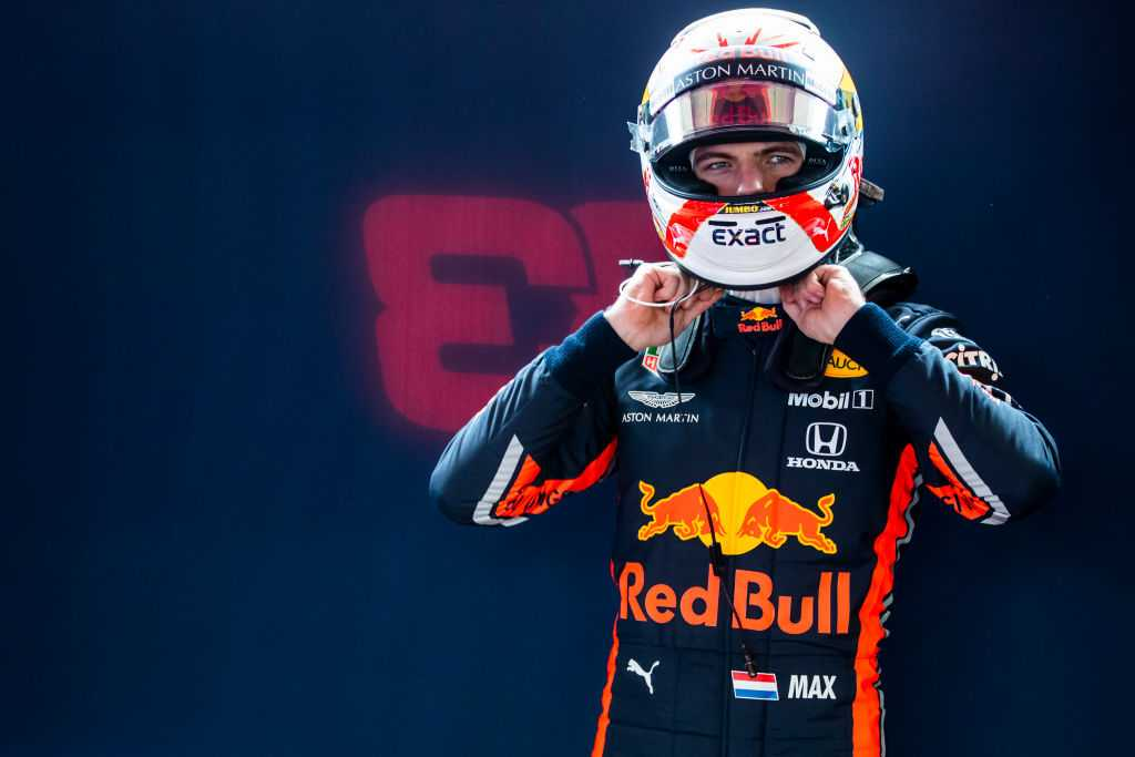 Tracing the evolution of Max Verstappen in Formula 1