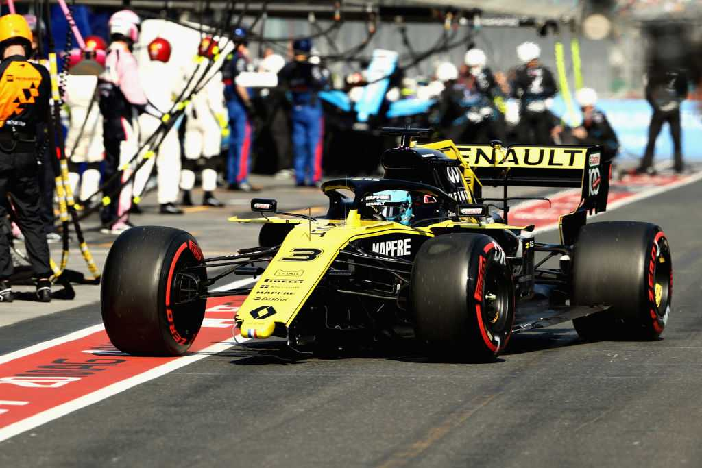 F1 70th Anniversary Grand Prix: Tyre choices available to the drivers for today's final race at Silverstone