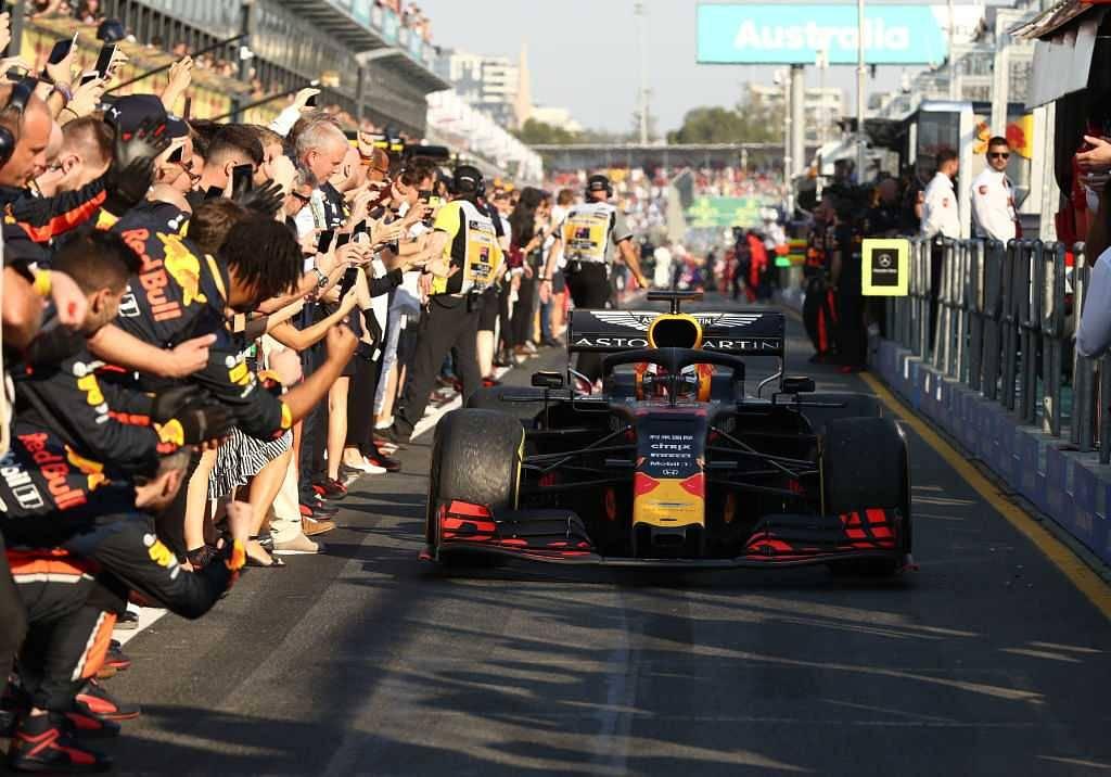Formula 1 news: Ferrari subtly mocked by Helmut Marko after Australian GP