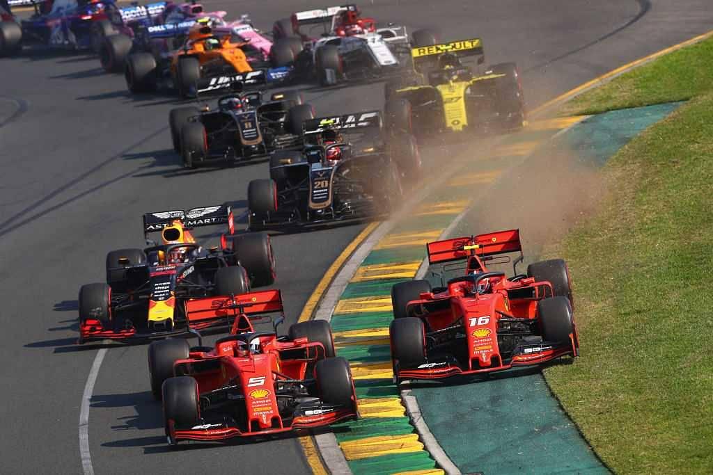 Ferrari explain why Charles Leclerc was not allowed to pass Sebastian Vettel