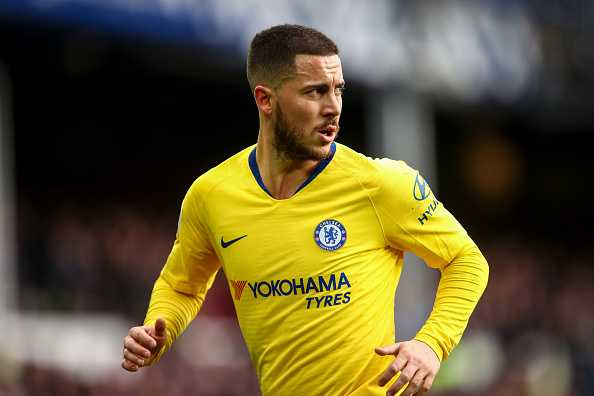 Eden Hazard opens about Real Madrid move
