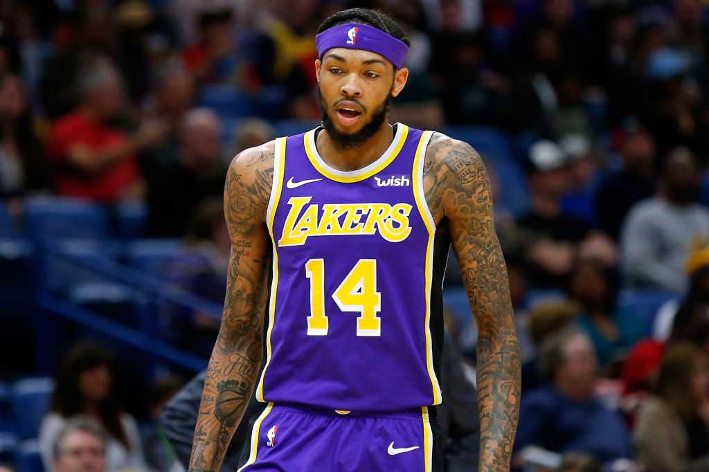 Brandon Ingram unhappy with Lakers, seeking move away