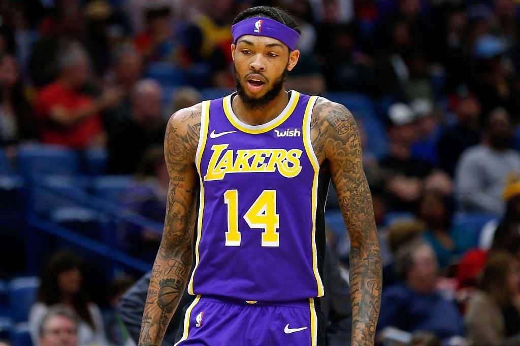 Brandon Ingram unhappy with Lakers, seeking move away