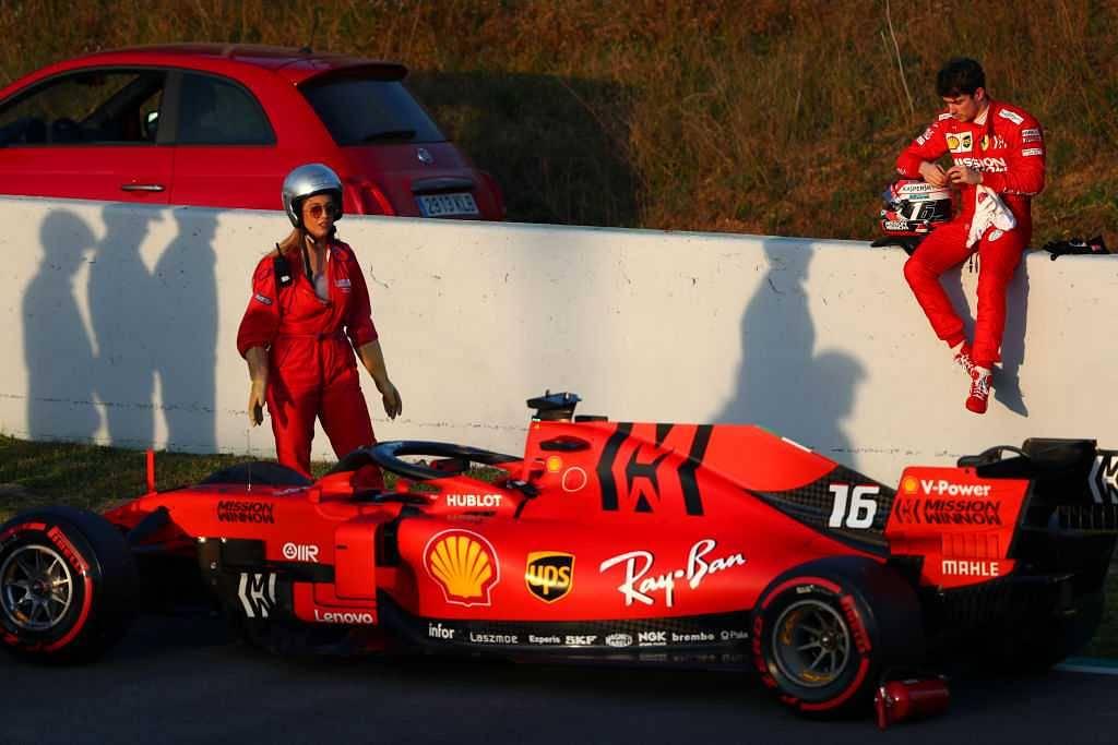Ferrari set to remove Mission Winnow branding from cars for Australian GP