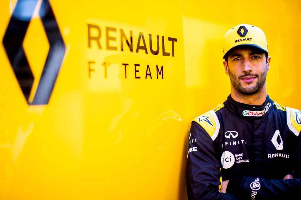 Daniel Ricciardo calls out Red Bull's 's**t show'