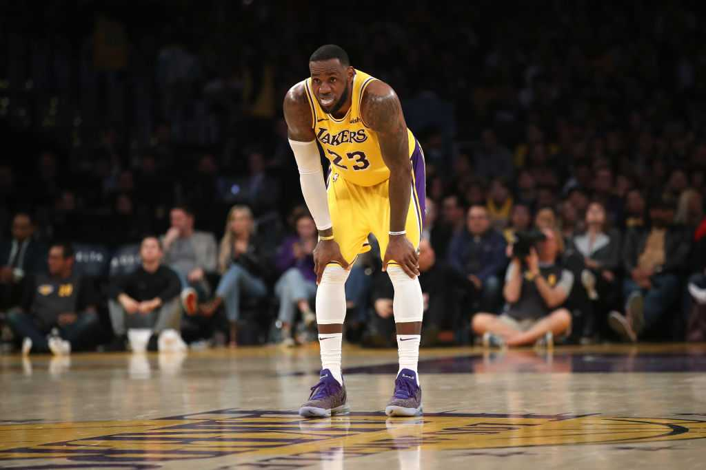 LeBron James reveals conversation with Luke Walton about if he would sit games