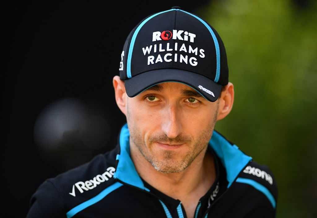 Robert Kubica explains reason for hitting wall in Australian GP qualifying