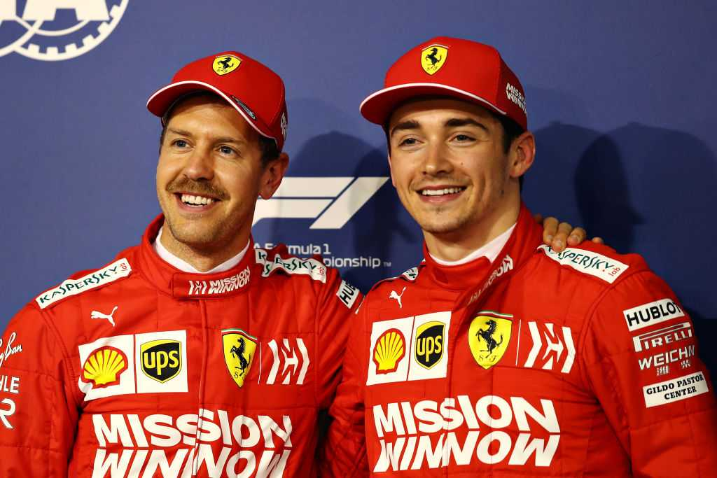 Ferrari confirm if Charles Leclerc will be allowed to race Sebastian Vettel at Bahrain