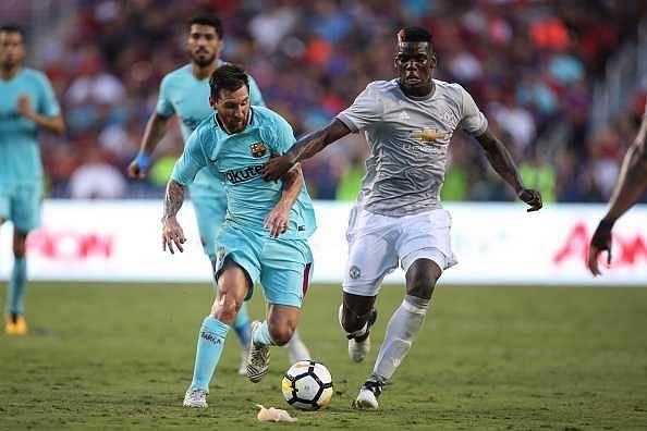 Manchester United Vs Barcelona: Man Utd Head to Head Stats against Barcelona