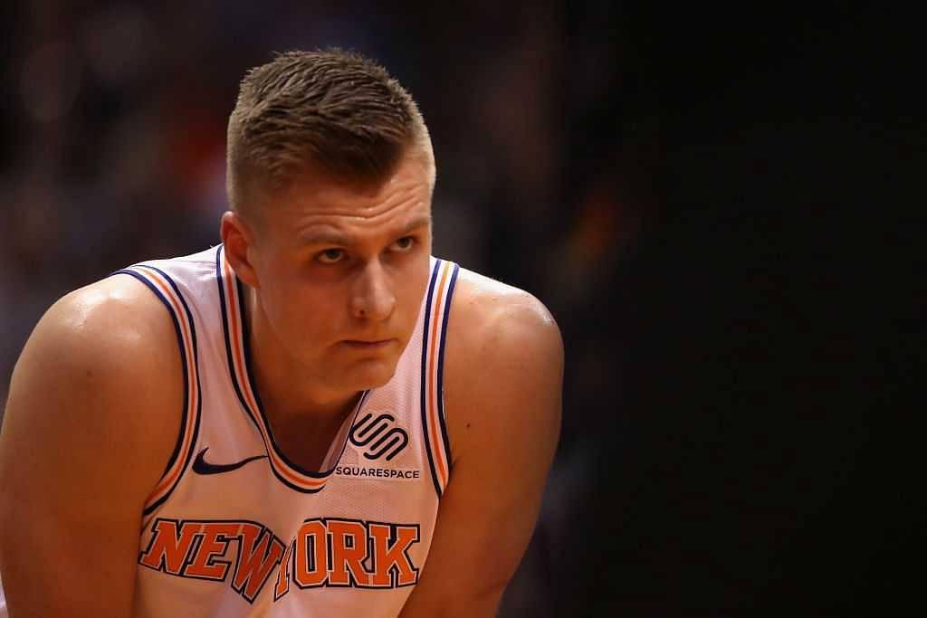 NBA news: Kristaps Porzingis releases statement on rape allegation