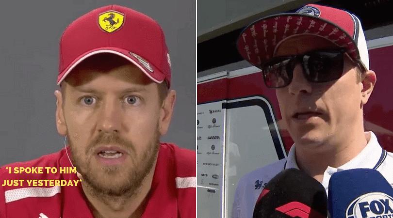 WATCH: Sebastian Vettel releases emotional tribute for Charlie Whiting