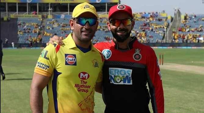 Kohli and Dhoni lead records before IPL 2019