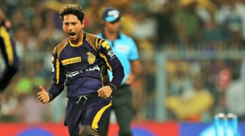 Kuldeep Yadav opens up on bowling to Andre Russell