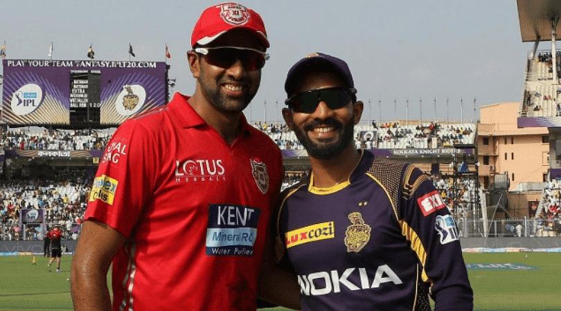 KKR vs KXIP in IPL 2019
