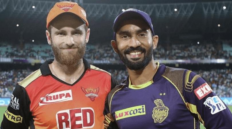 KKR vs SRH match in IPL 2019