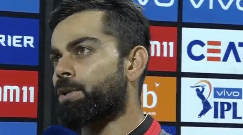Virat Kohli critical of RCB's batting and Chennai pitch