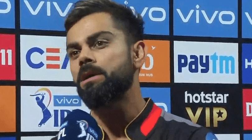 Virat Kohli reacts to Lasith Malinga's last ball no-ball