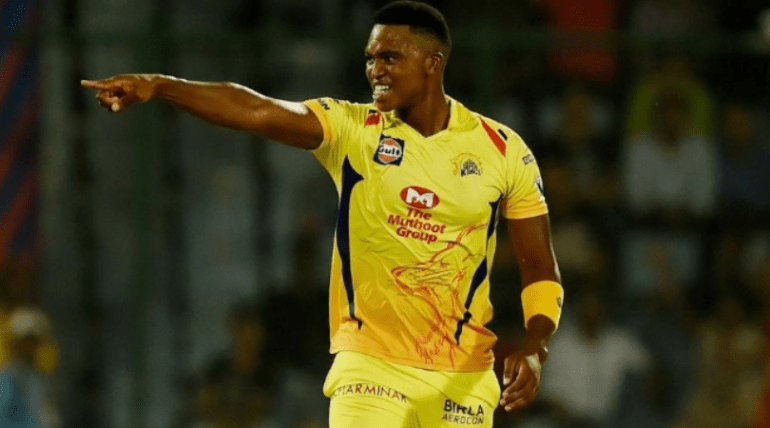 Chennai Super Kings seeking after Lungi Ngidi's replacement